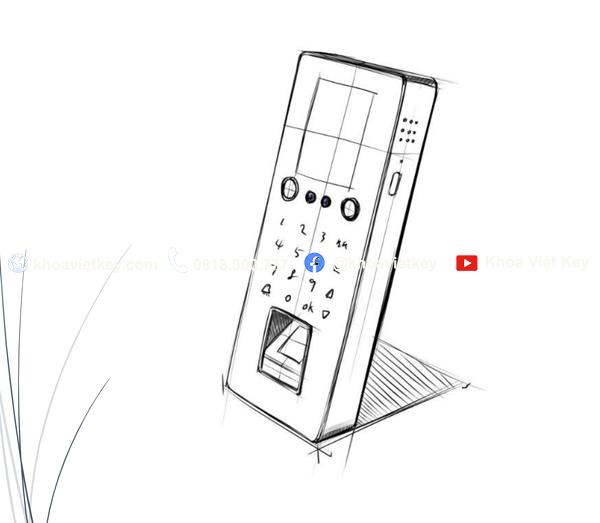 access control faceid - fingerprint