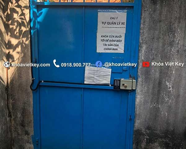 giải pháp quản lý cửa cổng ra vào bằng thẻ từ giá rẻ cho nhà trọ