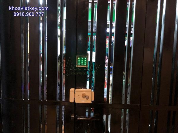 giải pháp quản lý cửa cổng cho nhà trọ