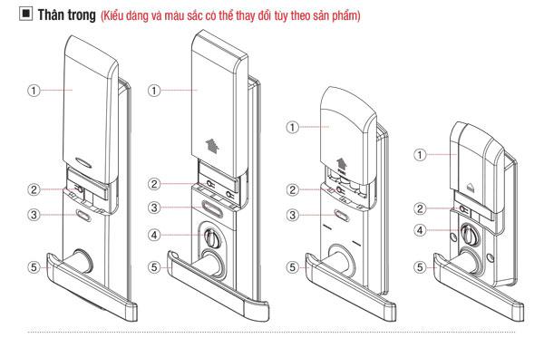 hướng dẫn sử dụng khóa điện tử hafele el7700 tcs
