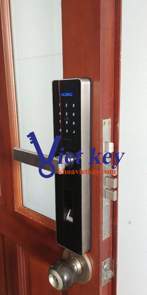 khóa cửa điện tử giá rẻ
