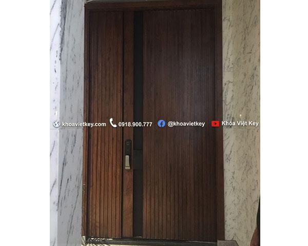 khóa cửa điện tử hafele el9500 tcs