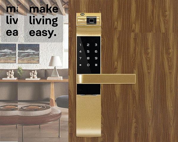 khóa cửa thông minh YAle YDM 4109A