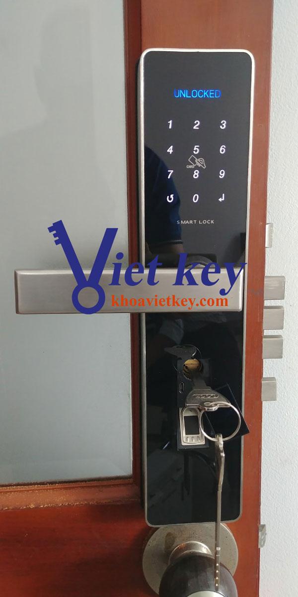 khóa điện tử tenon vz17