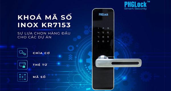 khóa thẻ từ phglock kr7153
