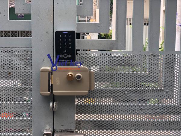 lắp đặt access control cửa cổng rào