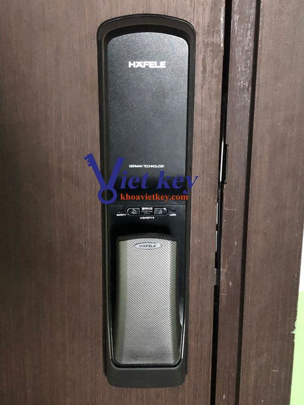 lắp đặt khóa điện tử hafele el9500