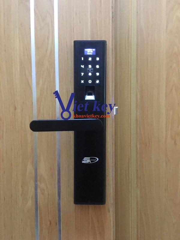 lắp đặt khóa điện tử ts2000