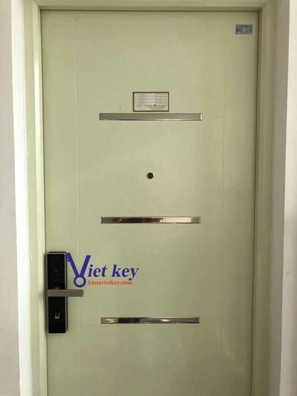 lắp đặt khóa điện tử tenon vz16