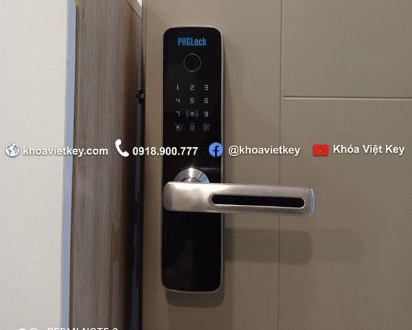 nơi bán khóa vân tay phg fp7153 giá rẻ tại hcm7153