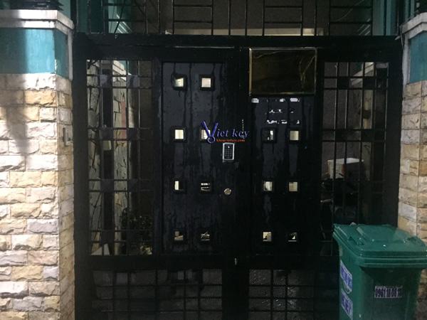 nơi lắp đặt hệ thống kiểm soát cửa ra vào cho phòng trọ