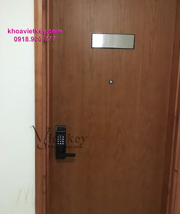 nơi lắp đặt khóa điện tử hafele 7700 giá rẻ